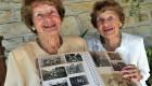 عکسی جالب از پیرترین دوقلوی زن در دنیا