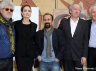 کارگردان معروف ایرانی در كنار آنجلینا جولی + عكس
