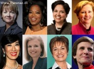 فهرست 50 زن قدرتمند جهان منتشر شد!! + عکس