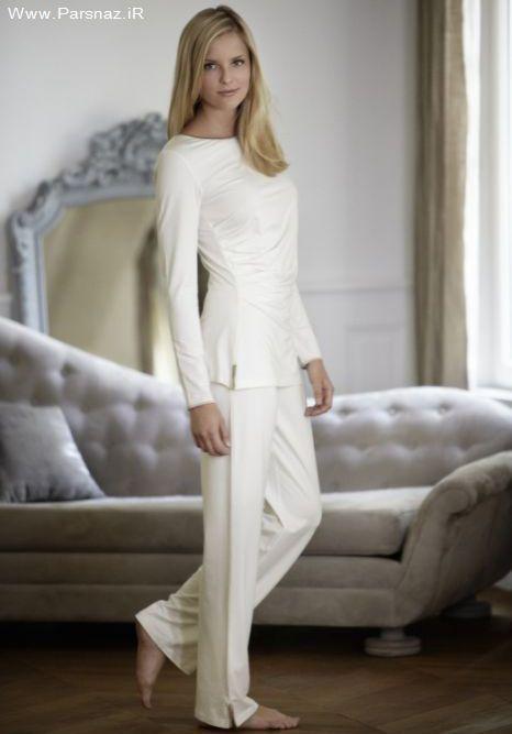 زیباترین و جذاب ترین مانکن سوئد ، دختری با 174 سانتیمتر قد