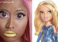 این زن با آرایش های عجیب و غریب به شهرت جهانی رسید