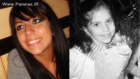 لیدی گاگا در دوران دبیرستان و قبل از شهرت!! + عکس