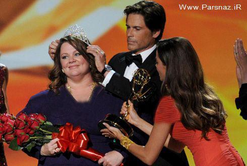 بامزه ترین زن بازیگر در سریال های آمریکایی  + عکس