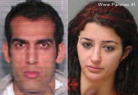www.parsnaz.ir - درگیری فیزیکی حامد حدادی و همسرش در آمریکا + عکس