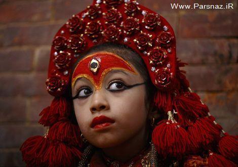 www.parsnaz.ir - عکس های دختری که فقط 13 روز در سال میتوان آن را دید