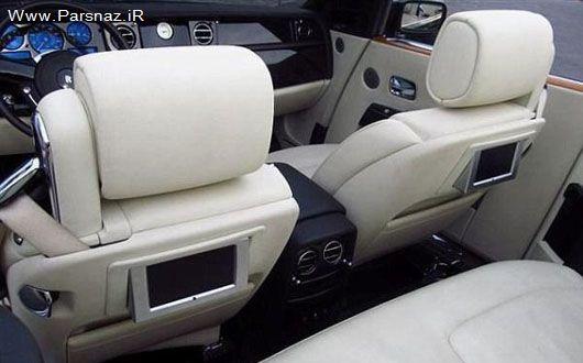 عکسهایی دیدنی از ماشین گران قیمت و فروشی دیوید بکهام