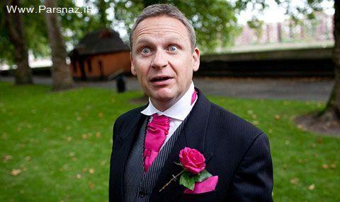 اقدام عجیب این مرد بریتانیایی پس از متولد شدن نوزادش
