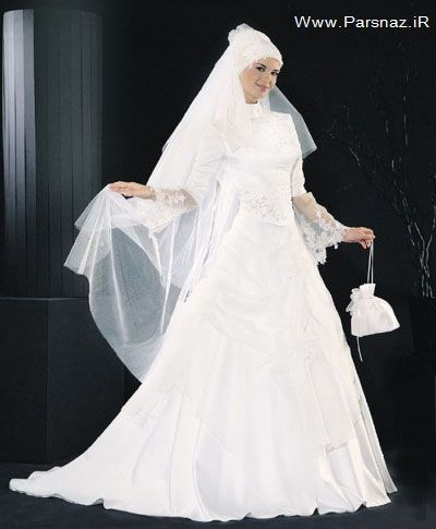 مدل لباس عروس-جدیدترین مدل لباس عروس-مدل لباس جدید عروس-عکس مدل لباس عروس-مدل لباس عروس اسلامی
