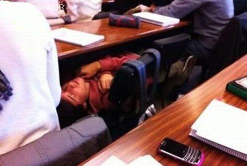 عکسهای خنده دار و جالب از شیطنت های دوران دانشجویی