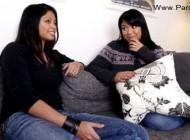 اتفاقی بسیار عجیب و باورنکردنی برای خواهران دوقولو + عکس