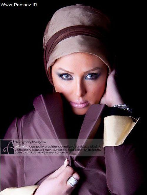 عکس های جنجالی بازیگران مشهور ایرانی به عنوان مدل لباس