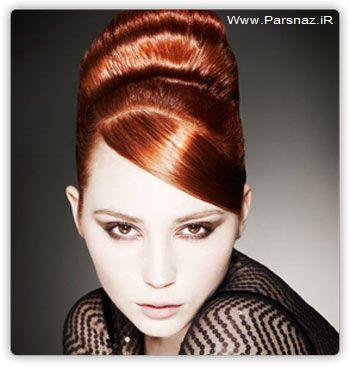 عکس هایی از آرایش موی زنان و دختران به سبک اروپایی