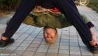 حرکات جالب و باورنکردنی بانوی ۸۲ ساله + عکس