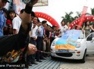 رکورد عجیب و باورنکردنی این مرد چینی با بینی اش + عکس