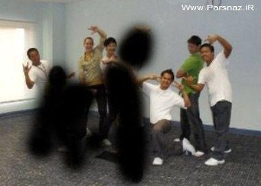 www.parsnaz.ir - رقص دختر و پسر در نمازخانه یک دانشگاه عربستان + عکس
