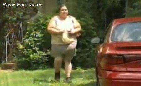 دو دختر امریكایی، غرق در كثافت و شپش + عکس
