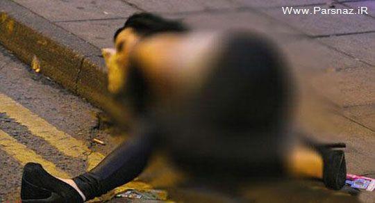 عکس هایی از فاجعه اخلاقی دختران و پسران انگلیسی
