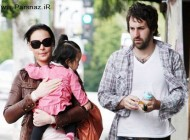 بازیگر زن هالیوود دیگر نمیخواد مانند آنجلینا جولی باشد +عکس