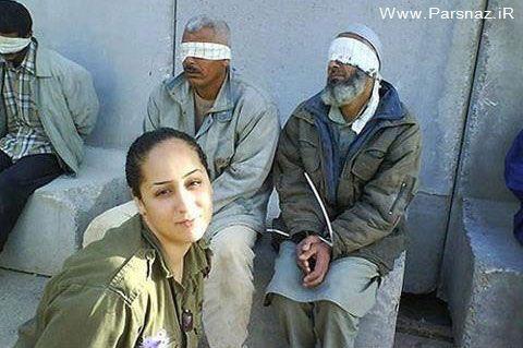 این دختر اسرائیلی با عکس خود جنجال آفرید!! + عکس