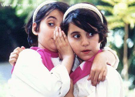 www.parsnaz.ir - این دو دختر ایرانی رو میشناسید؟ + عکس