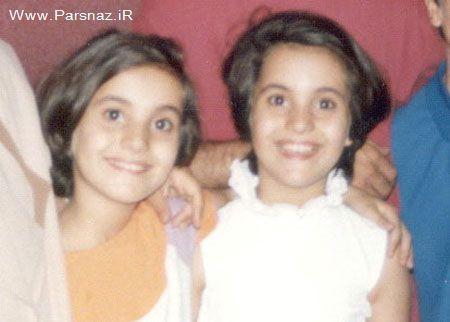 این دو دختر ایرانی رو میشناسید؟ + عکس