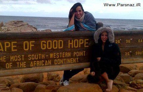 حمله شیر دریایی به محبوب ترین خواننده زن دنیا + عکس