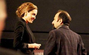 www.parsnaz.ir - نامه آنجلینا جولی به اصغر فرهادی + آخر طنز