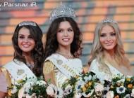 عکسهایی از مراسم زیباترین دختر شایسته روسیه در 2012