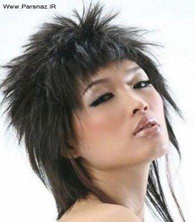 عکس های مدل موهای جدید کوتاه زنانه