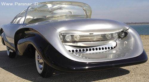 عجیب ترین اتومبیل های ساخته شده جهان + عکس