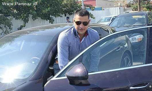 خرید اتومبیل 400 میلیونی توسط علی دایی + عکس