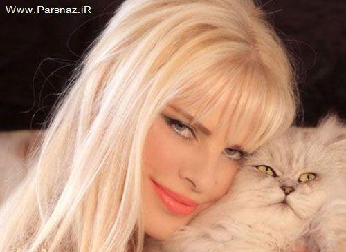 www.parsnaz.ir - شما می توانید سن این زن را درست حدس بزنید؟ + عکس