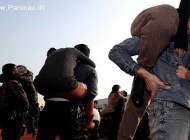 یك مسابقه جالب ، عجیب و غریب در چین + عکس
