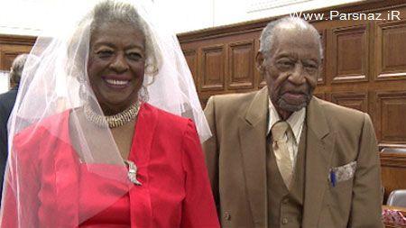 عاقبت عجیب مردی که 50 سال برای ازدواج فکر کرد + عکس