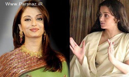 چهره ملکه زیبای جهان قبل و بعد از آرایش + تصاویر