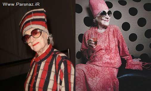 درگذشت معروفترین مدل دنیا در جشنواره مد نیویورک + عکس