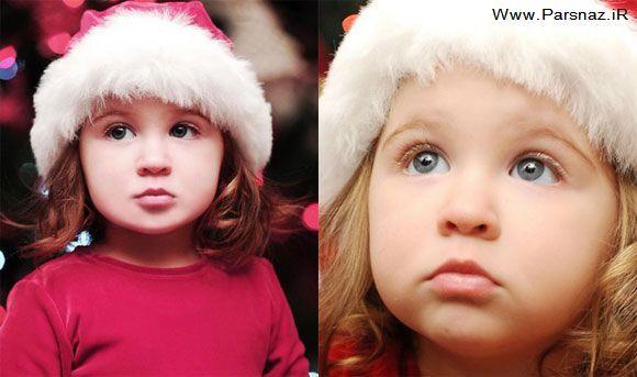 عکس های جدید و بسیار دیدنی از نانسی عجرم و دخترش