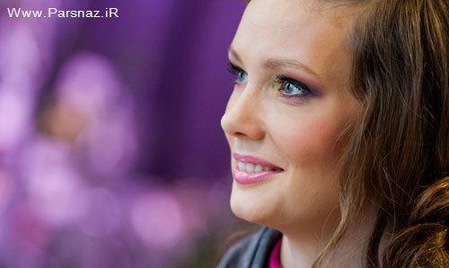 زیباترین دختران بالاروس در مسابقات دختر شایسته 2012