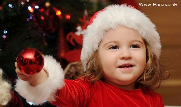 www.parsnaz.ir - عکس های جدید و بسیار دیدنی از نانسی عجرم و دخترش