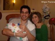کمک فیس بوک به این زن و شوهر برای بچه دار شدن + عکس