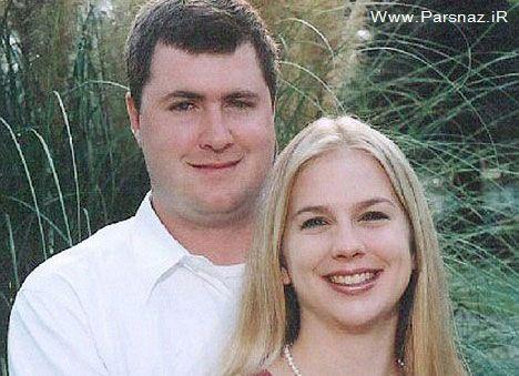داماد سنگ دل و قتل تازه عروس در ماه عسل + عکس