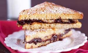 طرز درست کردن دسر بی نظیر و خوش طعم شکلات و موز