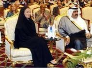 لباس زیر ۱۰۰ میلیون تومانی همسر امیر قطر!! + عکس