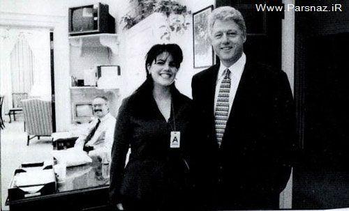 رابطه جنسی منشی کاخ سفید با رییس جمهور آمریکا +عکس