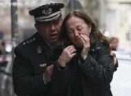 اقدام خود کشی زن یونانی پس از شنیدن اخراجش + عکس