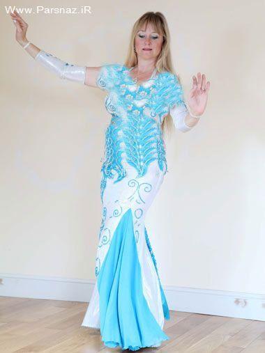 این خانم مربی رقص که فقط یک پا دارد + عکس