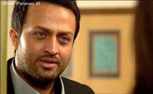 این بازیگر معروف ایرانی به شدت استعداد چاقی دارد + عکس