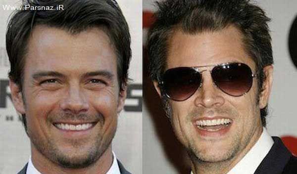 عکس های شباهت باورنکردنی افراد به بازیگران مشهور هالیوود