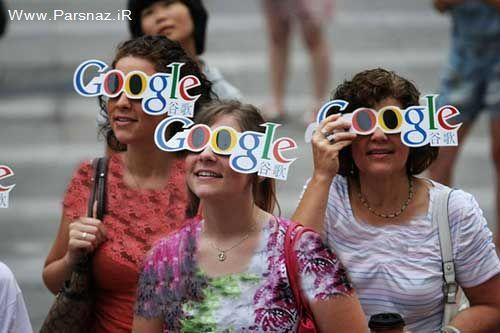 با اختراع جدید عینک ها به اینترنت بروید + عکس