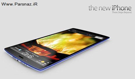 عکس های جدید از آیفون 5 شاهکار شرکت اپل